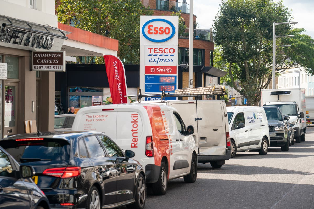 Filling station bosses condemn 'unacceptable' abuse of forecourt staff