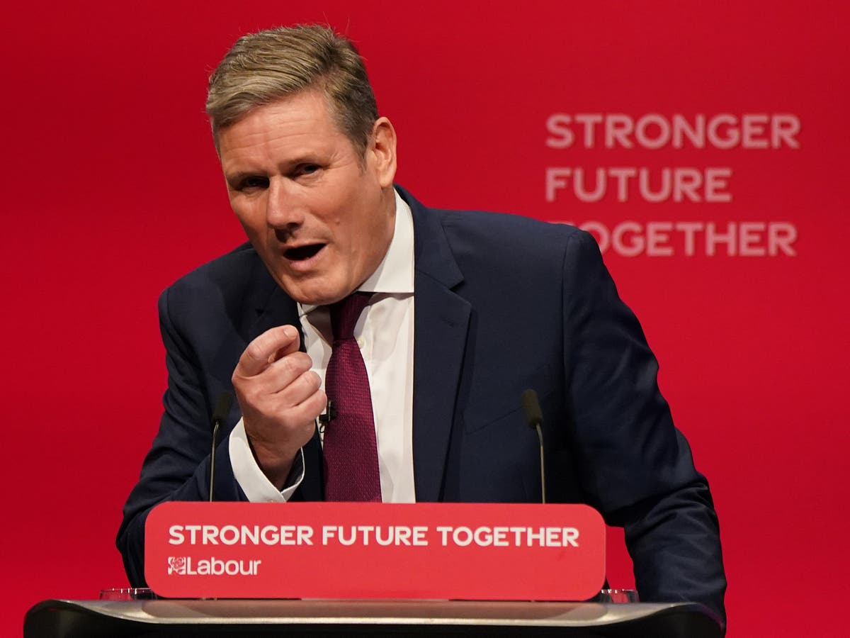 Labour centrists breathe sigh of 'relief' after Starmer's speech