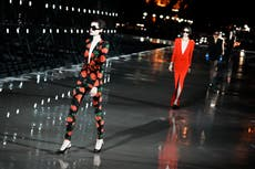 Paris Fashion Week roars into its second full day
