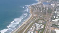 Coast Guard says no plane crash off coast of California
