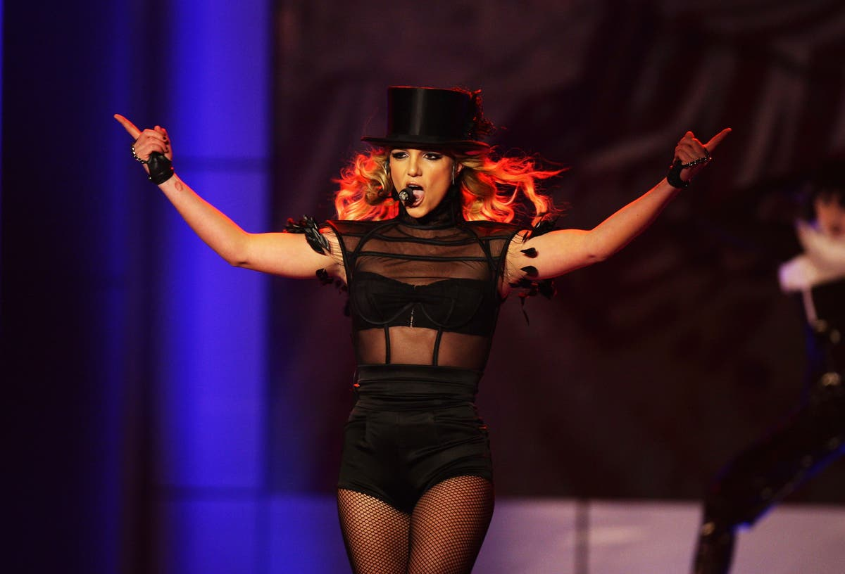Britney Spears celebrates end of conservatorship