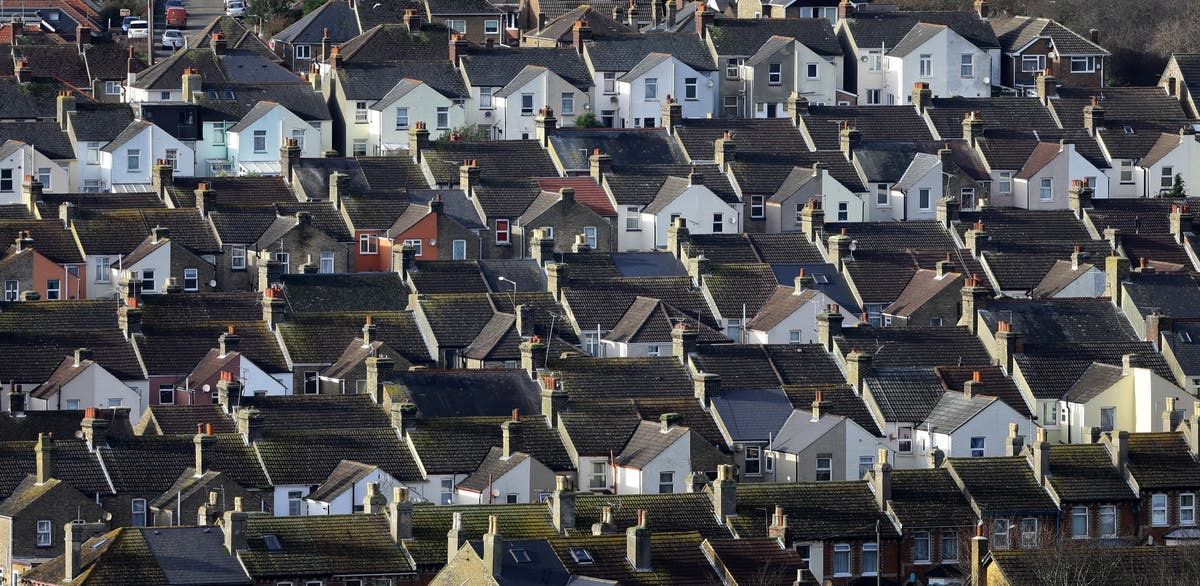 Annual house price growth in double digits for fifth month in a row