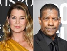 Grey's Anatomy star Ellen Pompeo details on-set argument with Denzel Washington
