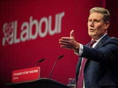 Starmer needs to do much more to show voters that Labour has changed   André Grice