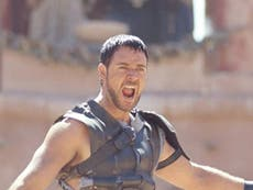 Ridley Scott gives update on status of Gladiator 2