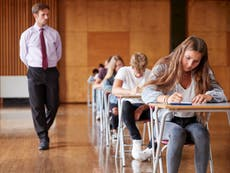 What changes are being made to GCSEs and A-levels next year?