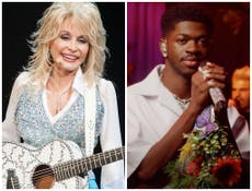 Dolly Parton loves Lil Nas X's cover of Jolene