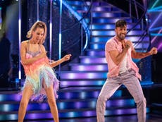 Giovanni Pernice explains how he and deaf Strictly star Rose Ayling-Ellis train