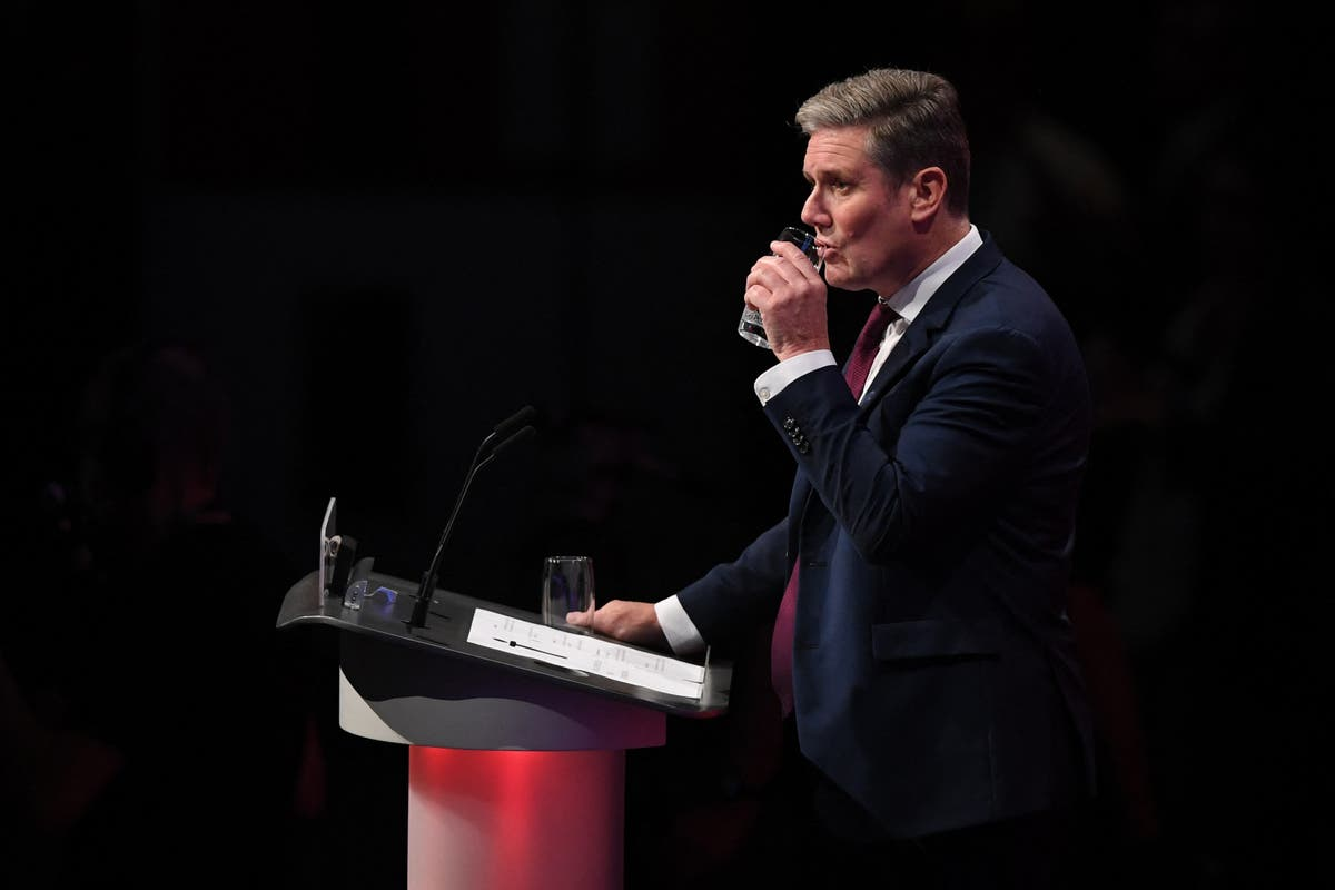 Starmer's speech was his most relevant – is Labour back in the game? | 凯茜纽曼