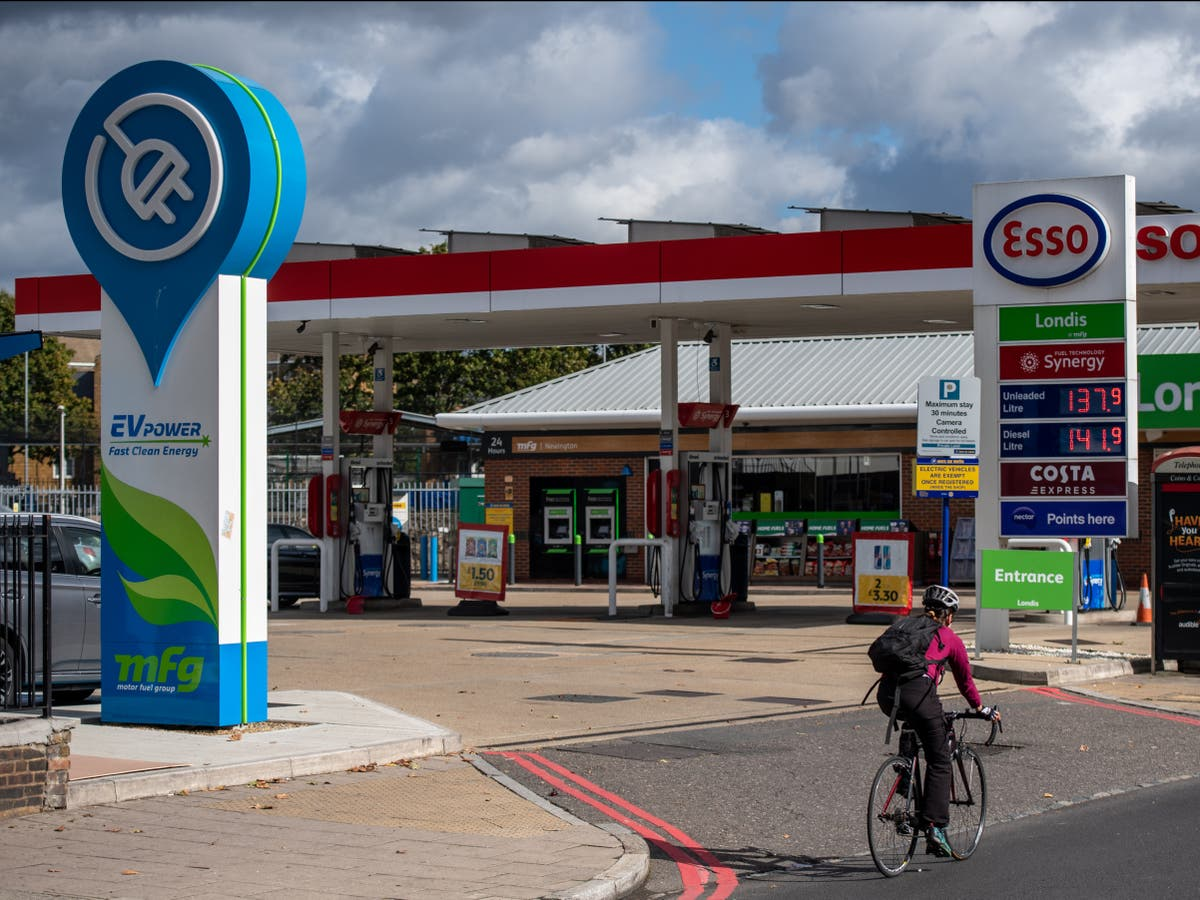 Man dies after assault at County Durham petrol station