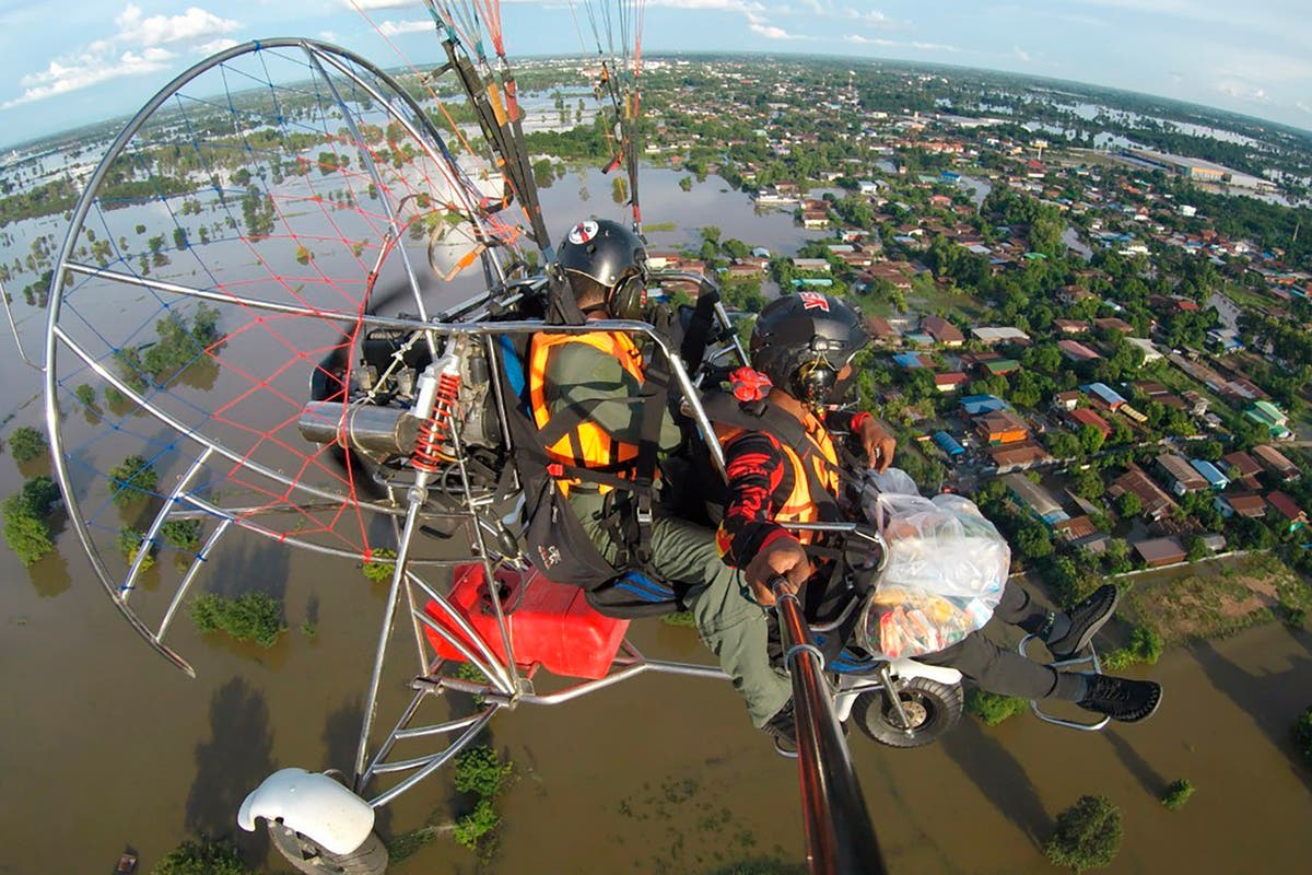 Bangkok braces for possible flooding as rains continue