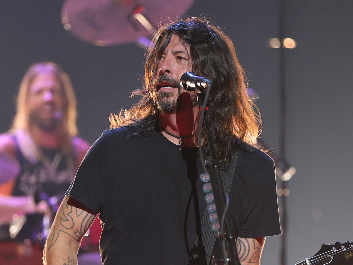 Dave Grohl says Nirvana survived on less than a dollar a day while writing Nevermind