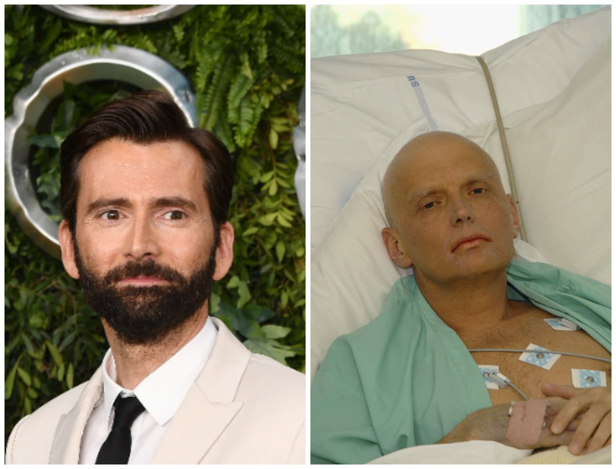David Tennant to play murdered Russian defector in new ITV drama