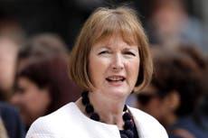 Cressida Dick must resign over Sarah Everard murder, Harriet Harman says