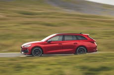 Cupra Leon Estate: We're lucky to have it come into the UK at all