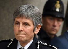 'I am so sorry': Sarah Everard killer has brought 'shame' on Met Police, Cressida Dick says