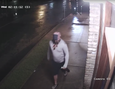Arsonist tossed Molotov cocktail into Texas Democrats' office