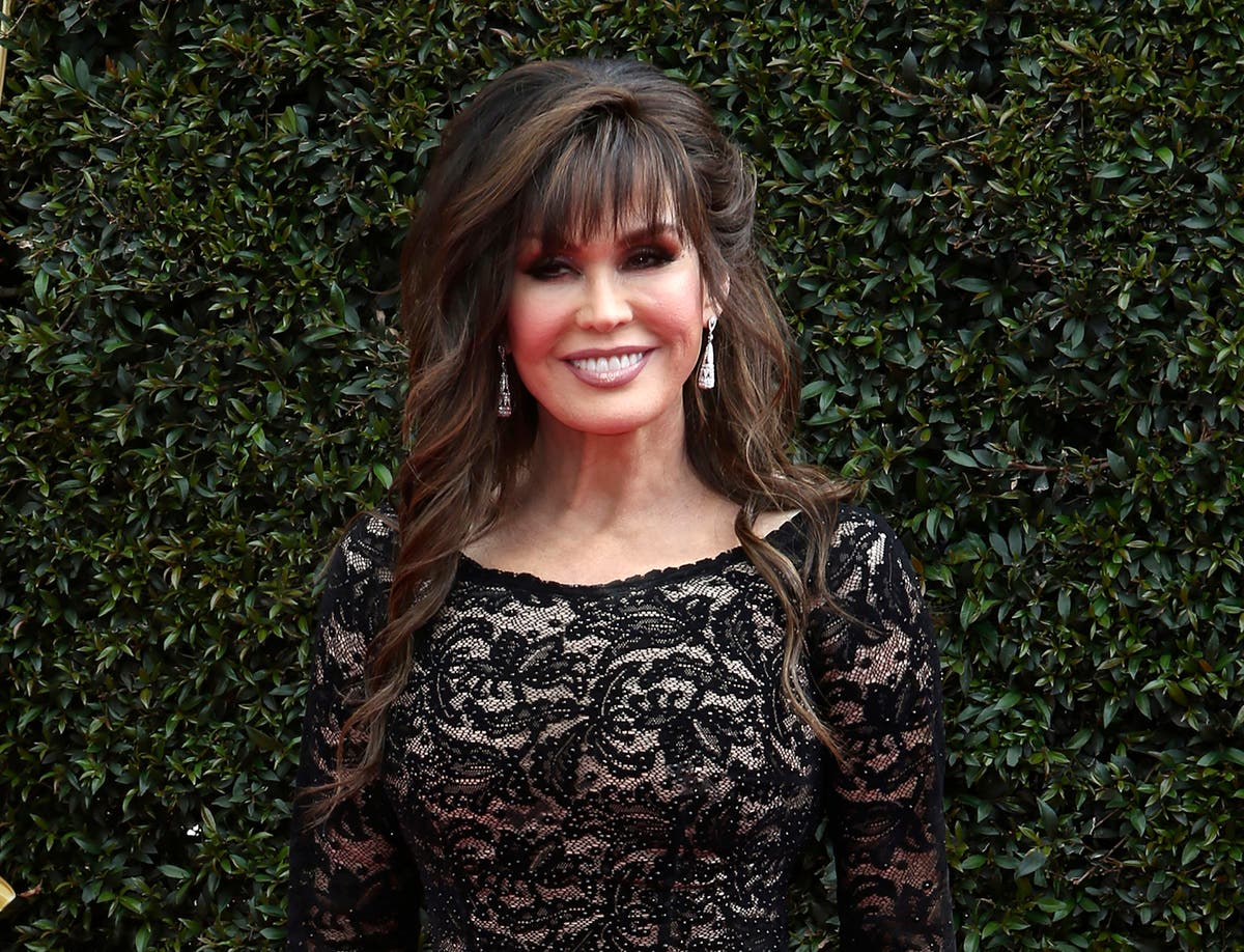 Marie Osmond takes singing career in new symphonic direction