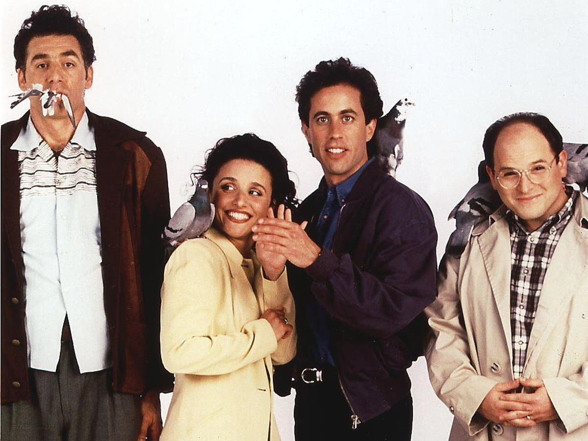 Jerry Seinfeld dismisses possibility of Seinfeld reunion