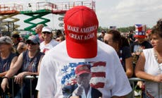Majority of Trump supporters want to split the country in two