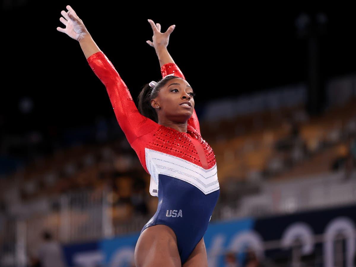 Simone Biles dit qu'elle a toujours peur de faire de la gymnastique
