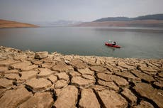 California regulators warn of dry reservoirs, begrensninger