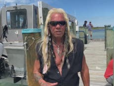 Dog the Bounty Hunter's daughter calls his Brian Laundrie search a 'publicity stunt'