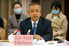 China appoints new governor for Xinjiang known for defence of Uyghur policies