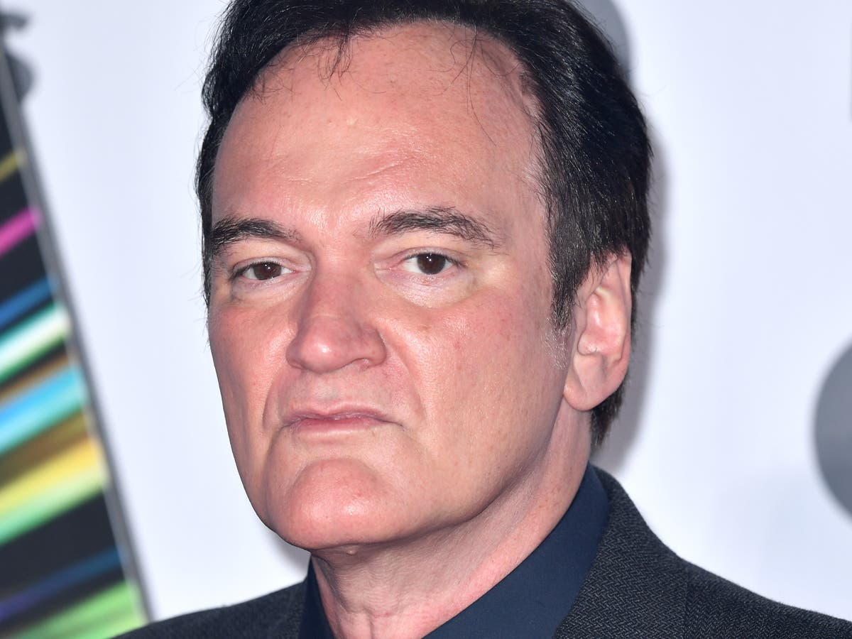 Quentin Tarantino has explained why he has a 'fetish' for women's feet in his films