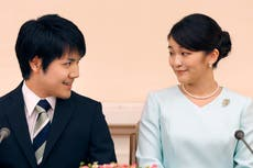 Japan sets a date for historic wedding between Princess Mako and 'commoner' boyfriend