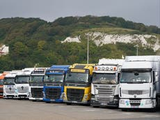 Government asks German residents to drive lorries even if they never have before