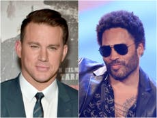 Channing Tatum responds as Lenny Kravitz 'auditions' for Magic Mike role on Instagram