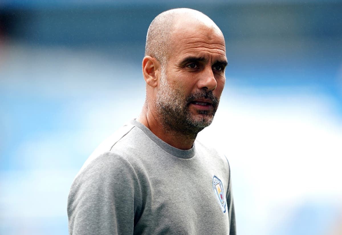 Man City relishing prospect of facing Liverpool at packed Anfield – Guardiola