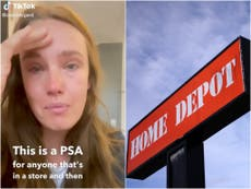 'Dumbest thing I've done': TikToker posts PSA after opening Home Depot card blocked her from buying home