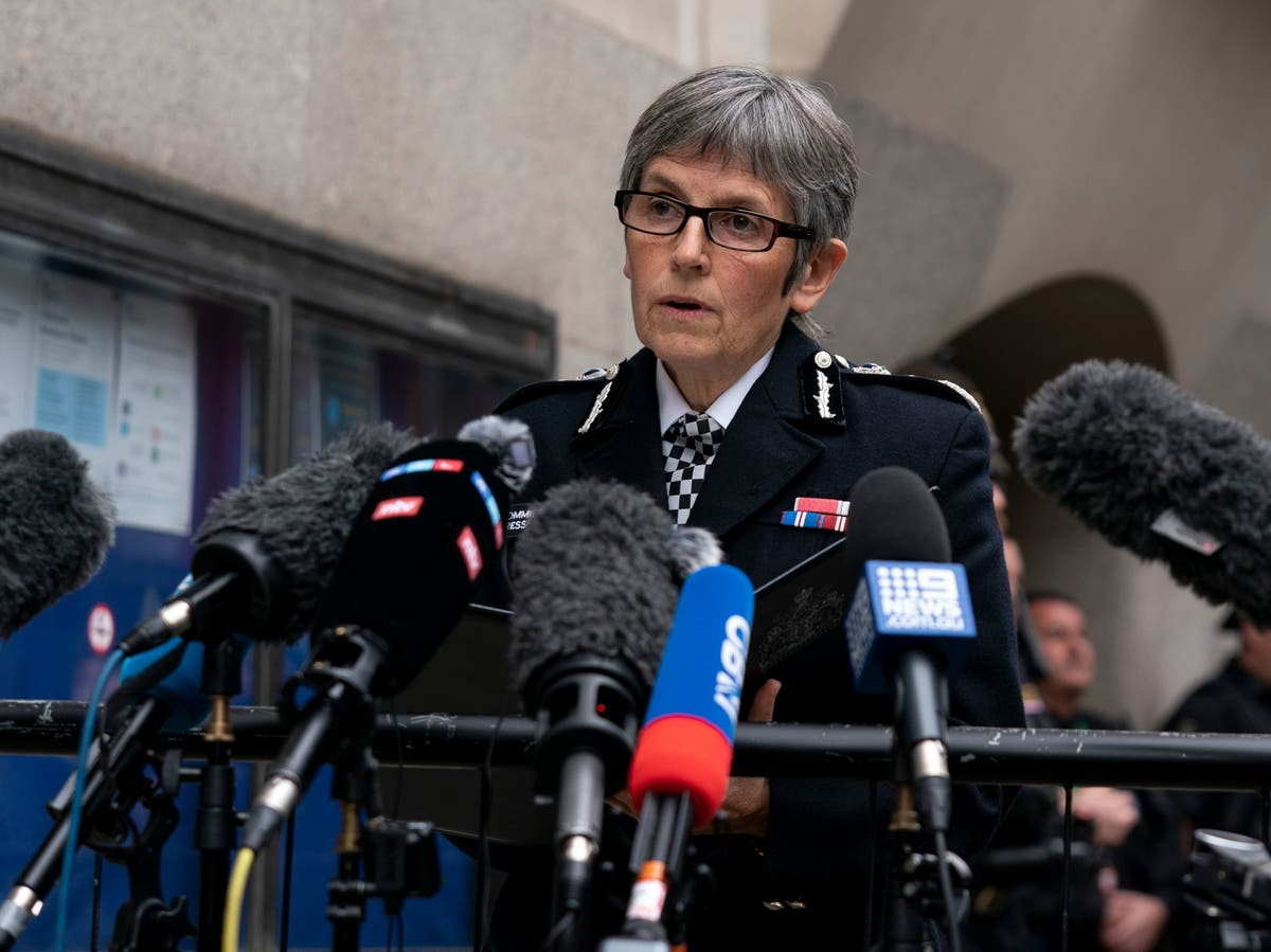 Cressida Dick orders review into 'standards and culture' at Met after Couzens case