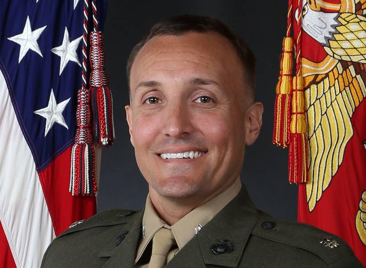 海兵隊のスチュアート・シェラーは、アフガニスタンの撤退を公に批判したことで有罪を認める