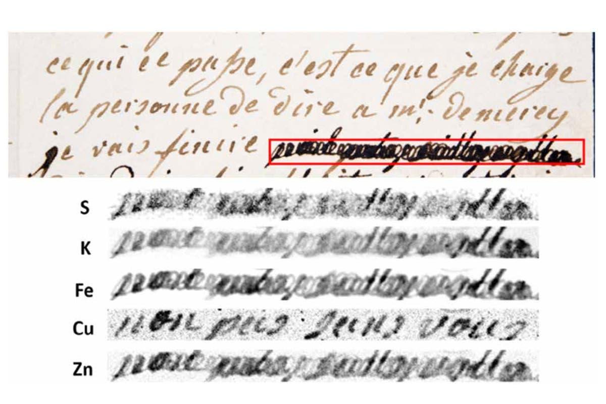 Scientists decipher Marie Antoinette's redacted love notes