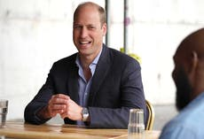 Prince William urges people to do their 'bit' to protect the planet
