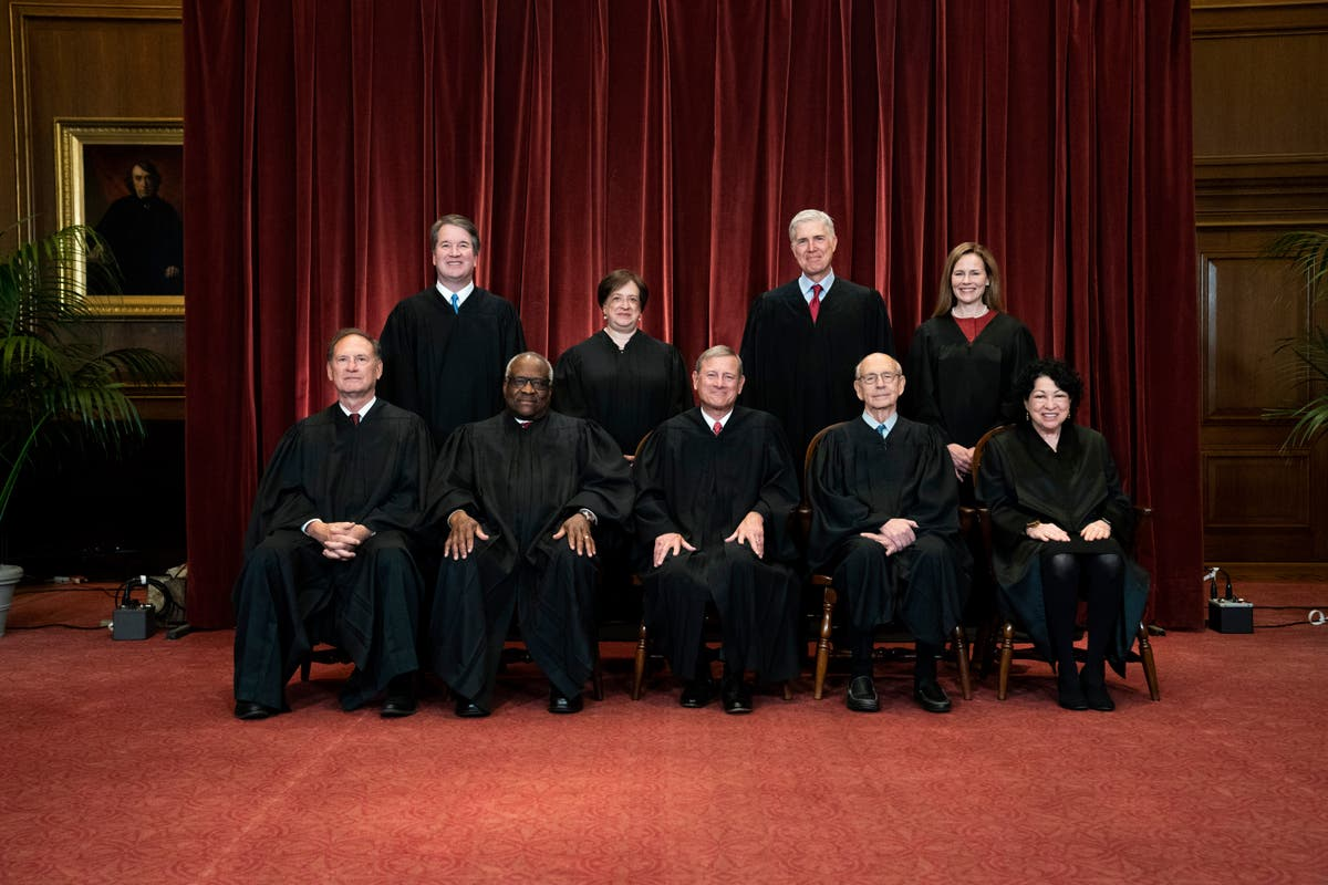 A look at high court's top cases in new term starting Monday