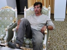Isis terrorist behind footage of journalist James Foley's beheading flown to US for trial