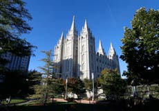 Mormon president thanks members for following COVID guidance