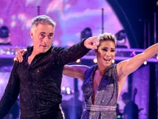 Greg Wise leaves Strictly Come Dancing after losing danceoff against Judi Love
