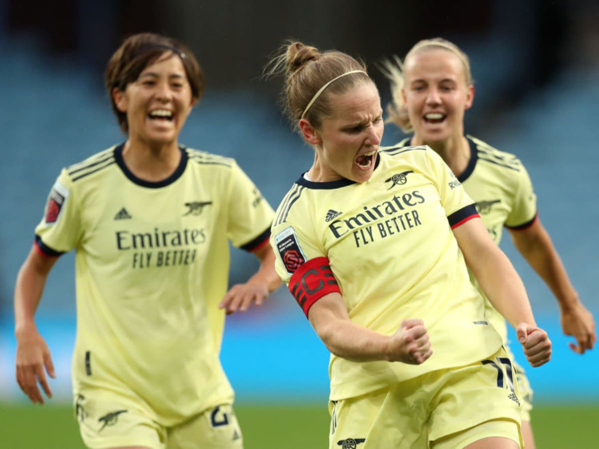 Arsenal maintain perfect WSL start as Frank Kirby inspires Chelsea victory
