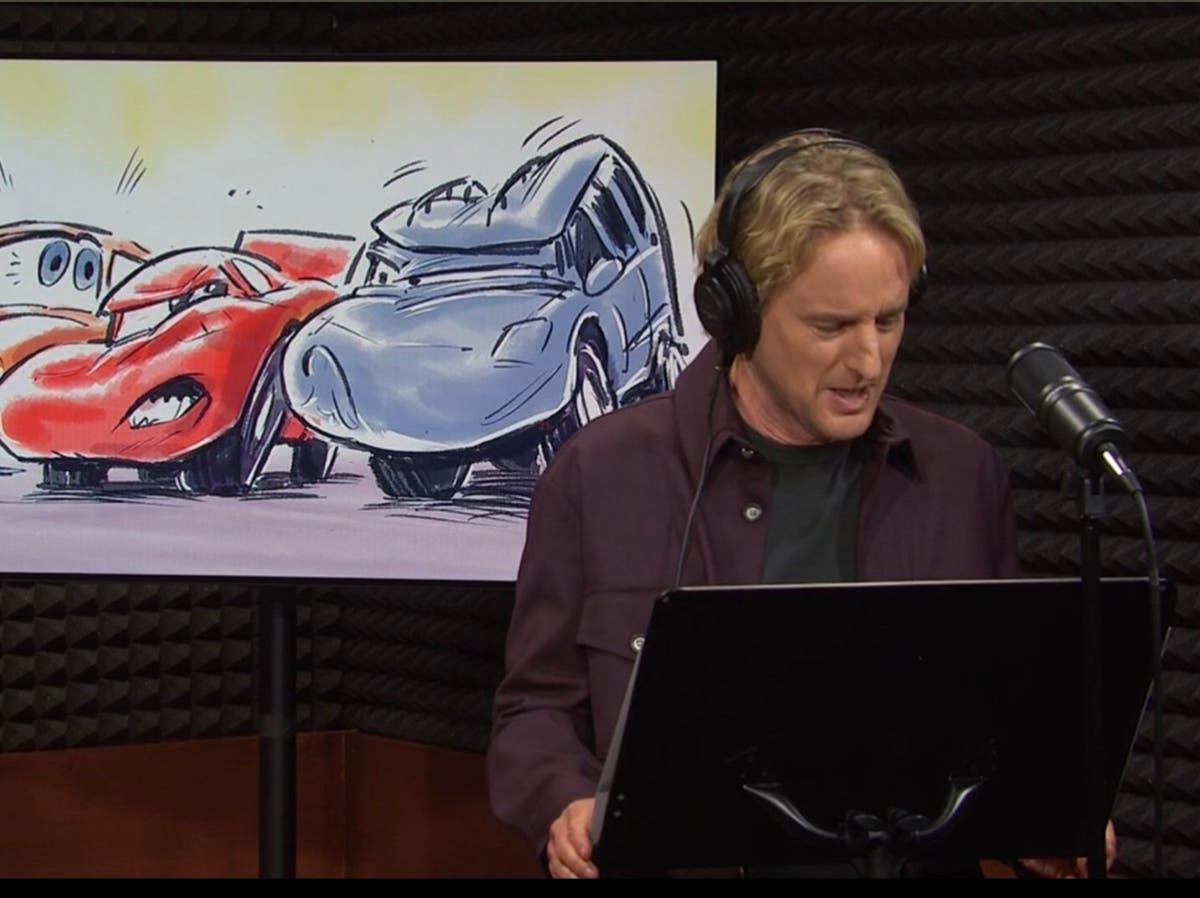 Owen Wilson divide os fãs com o polêmico esboço de 'Carros' no SNL