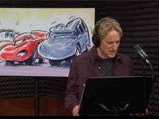 Owen Wilson divides fans with controversial 'Cars' sketch on SNL