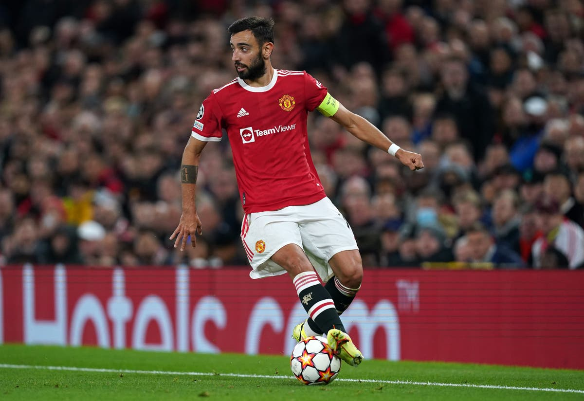 'We have to learn from our mistakes' – Bruno Fernandes unhappy with performances
