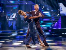 Strictly fans are not happy about the first elimination of the series