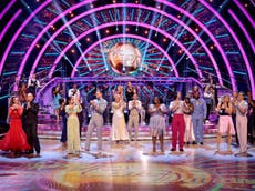 Strictly Come Dancing 2021 has eliminated its first contestant of the series