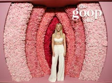Gwyneth Paltrow launches 'DTF' sexual health supplement