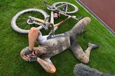 Italy's Sonny Colbrelli wins chaotic and crash-ridden Paris-Roubaix